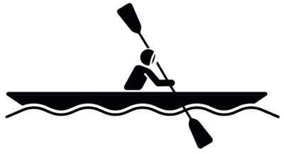 <p><strong>PADDLE</strong> [Mode of Travel]</p> Example Image