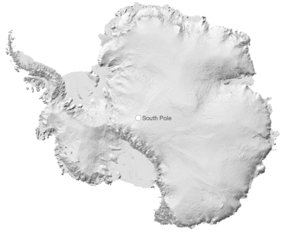 <p><strong>SOUTH POLE</strong></p> Example Image