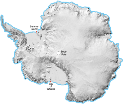 <p>A <strong>Full Crossing</strong> of <strong>Antarctica</strong>:</p> Example Image