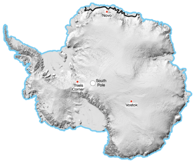 <p>An <strong>Inland Expedition</strong> on <strong>Antarctica</strong></p> Example Image