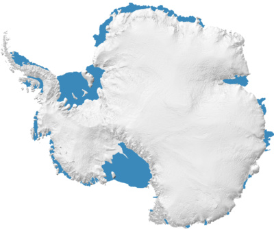 <p><strong>ICE SHELF</strong></p> Example Image