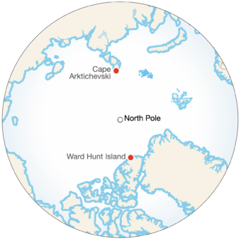 <p>A <strong>Full Crossing</strong> of the <strong>Arctic Ocean</strong></p> Example Image