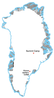 <p>An <strong>Inland Expedition</strong> on <strong>Greenland</strong></p> Example Image