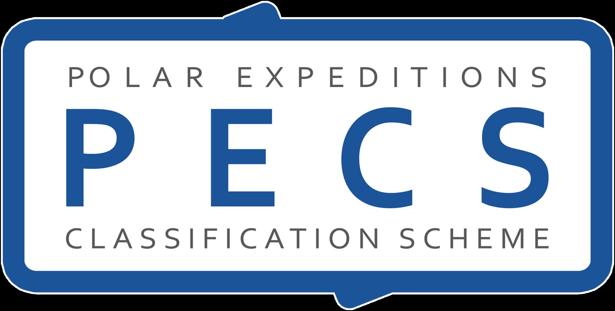 PECS - Polar Expeditions Classification Scheme